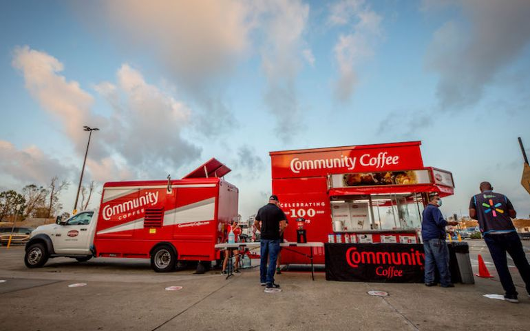 Community Coffee Launches Hurricane Laura Relief Effort to Benefit The Salvation Army