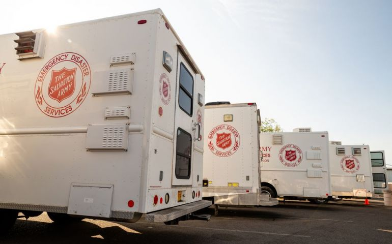 The Salvation Army Stands Ready To Respond To Hurricane Zeta