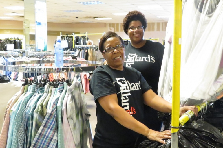 Dillard's Donation Makes a Difference in Baton Rouge