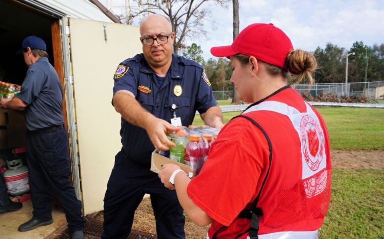 The Salvation Army of Georgia Hurricane Michael Response Update