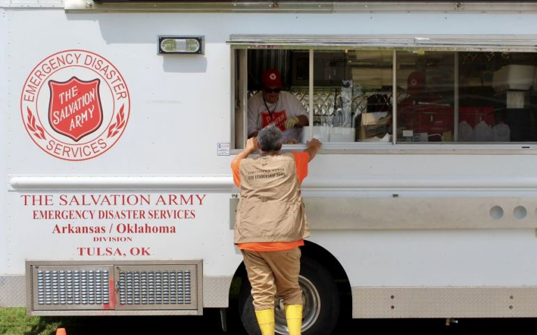 Salvation Army Continues to Serve Northeast Oklahoma and Arkansas