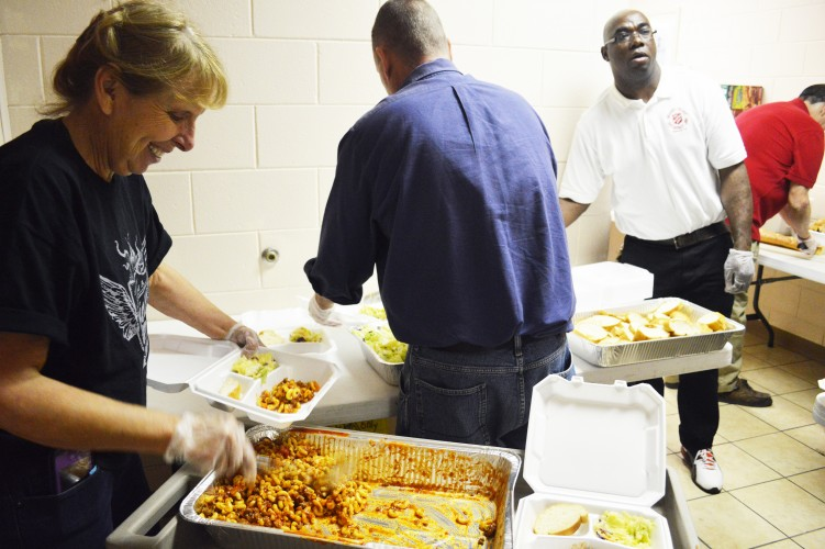 Salvation Army of Georgia Serves 280 Breakfasts; Prepping Lunch and Dinner