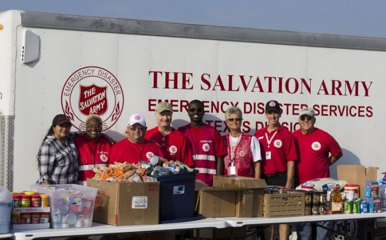 Coastal Community has Hope for Healing With The Salvation Army in Texas