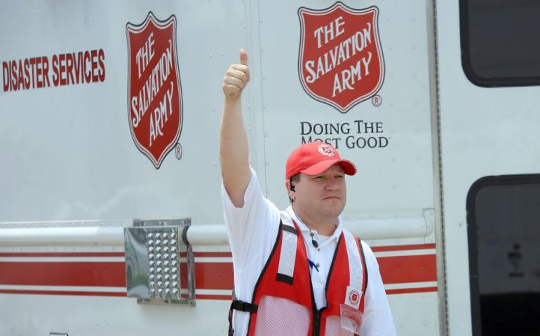 The Salvation Army of Georgia Ready to Respond as Florence Slams Carolinas