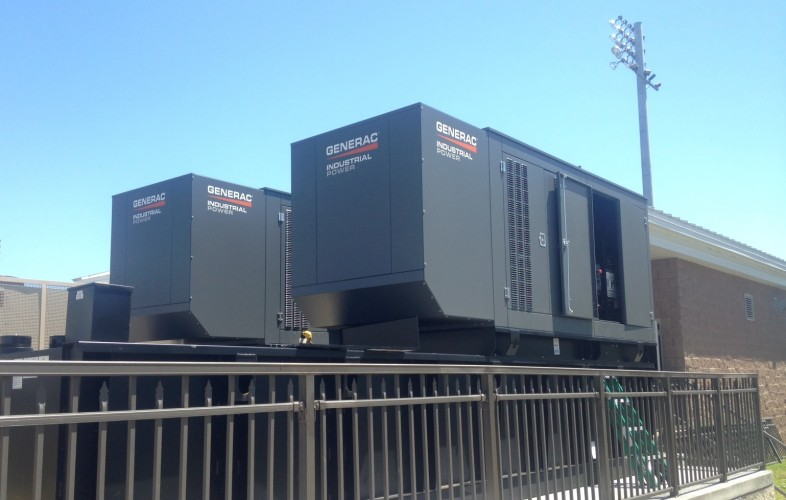 Emergency Generators Installed on Mississippi Gulf Coast