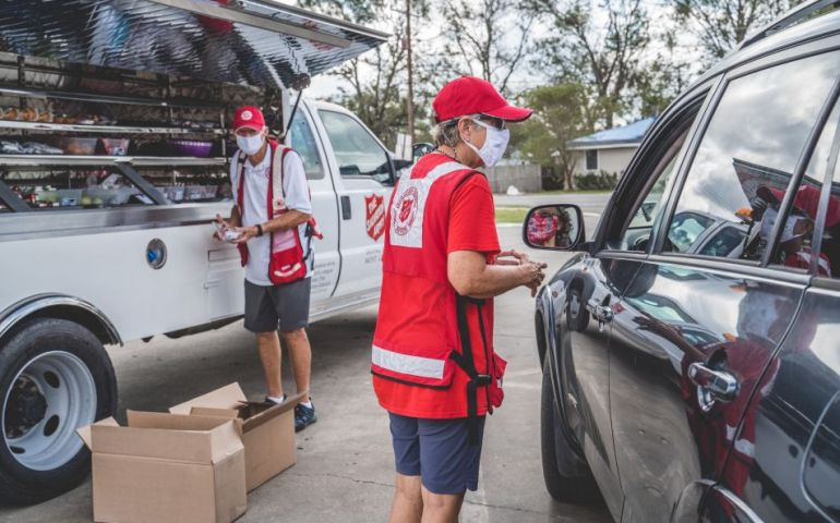 Texas Disaster Teams Serving in Familiar Lake Charles Communities After Hurricane Delta