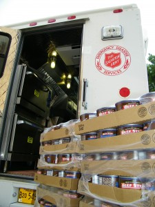 The Salvation Army Responds to Extreme Weather in Fort Payne, Alabama