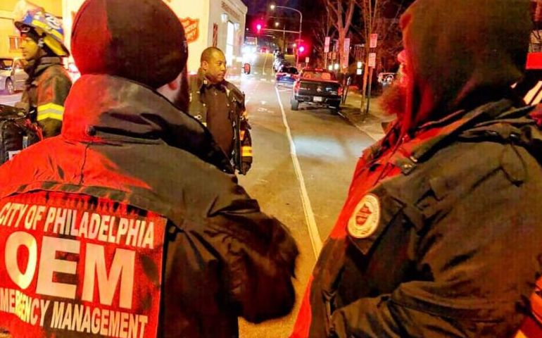 Salvation Army Providing Support to Residents Displaced by Philadelphia Apartment Fire