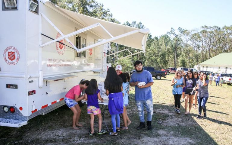 The Salvation Army Helps Hispanic Community Seeking Shelter in Bainbridge, GA