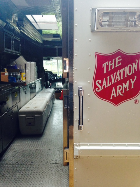 The Salvation Army of Northwest Louisiana helping flood victims in Shreveport-Bossier