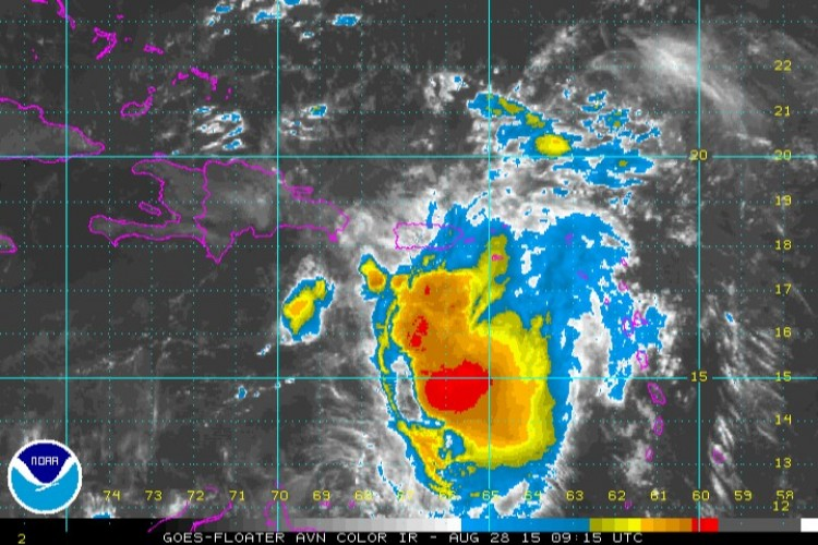 The Salvation Army of the Carolinas Closely Monitoring Tropical Storm Erika