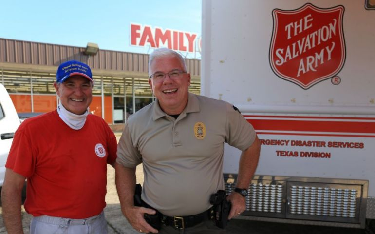 """When All Else is Failing, The Salvation Army Delivers Hope"" – Judge John Stevens"