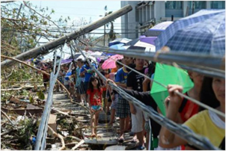 Salvation Army in the Philippines Prepares for 'Significant' Response to Typhoon