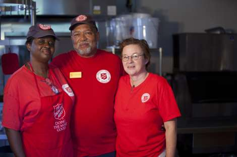 The Salvation Army Assists Thousands in Path of Irene
