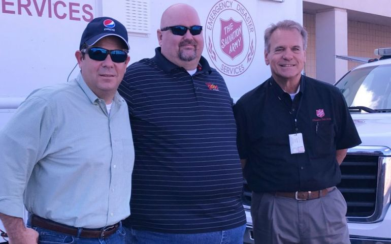 PepsiCo Foundation Helps The Salvation Army Meet Needs After Hurricane Florence