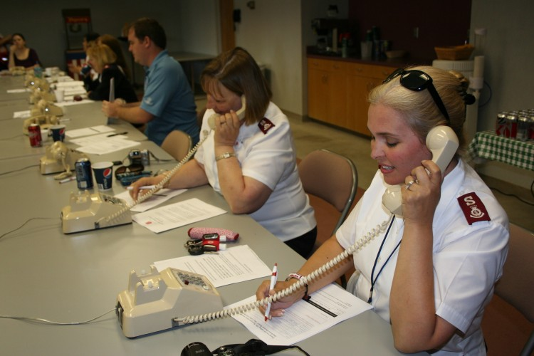 OETA Telethon Raises Funds for Salvation Army OK Tornado Relief