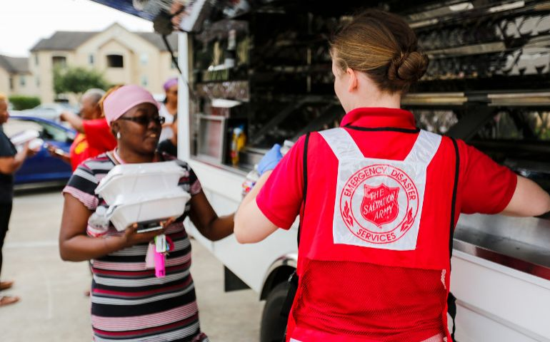 Statewide Salvation Army Relief Efforts Increase Over Holiday Weekend in Texas