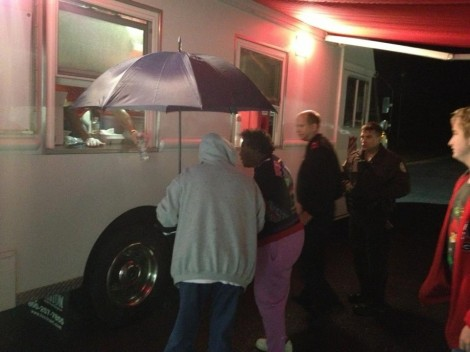 Salvation Army Feeds Over 125 Meals to Tornado Survivors and First Responders