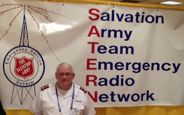 WW9E Call Sign Assigned To Salvation Army USA National Headquarters