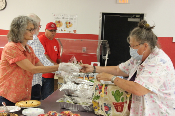 EDS Provides Vital Relief for Those Affected by the Goodwin Fire