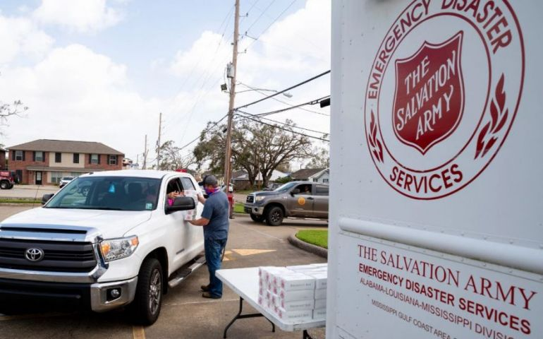 The Walmart Foundation Donates $500,000 to The Salvation Army for Hurricane Laura Response