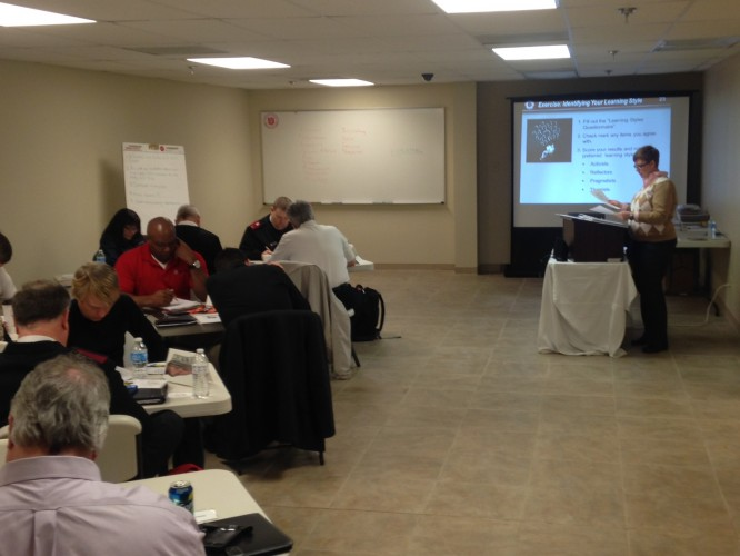 Salvation Army ALM Division Hosts Multi-Division Train-the-Trainer Class