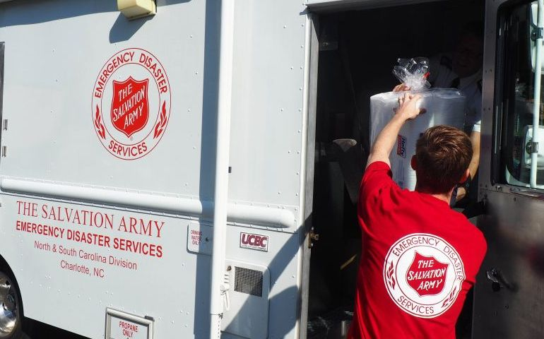 The Salvation Army of the Carolinas Closely Monitoring Hurricane Irma