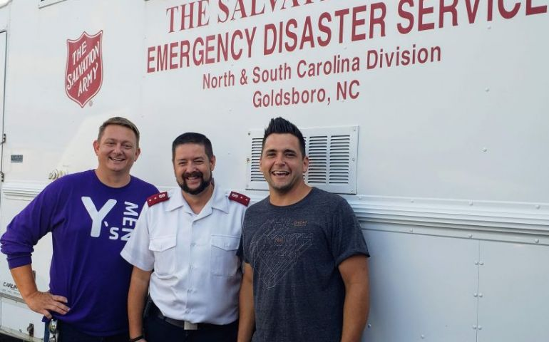 Salvation Army and Bethel Church Partner to Serve Goldsboro