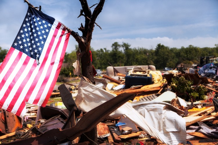 Tornado Response Continues With Food, Distribution and Assistance