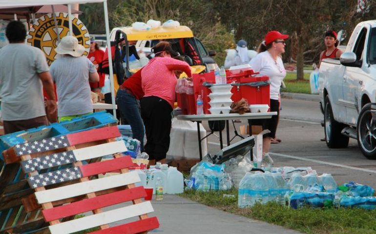 Bonita Springs Receiving Much-Needed Help