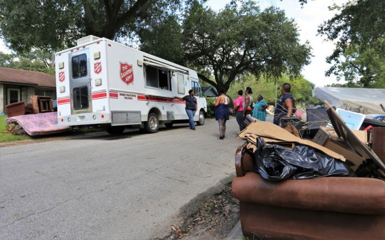 Meals and Prayers Making a Difference in Southeast Texas