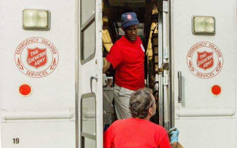 Gulf Coast Salvation Army Units Prepare for Tropical Storm Gordon