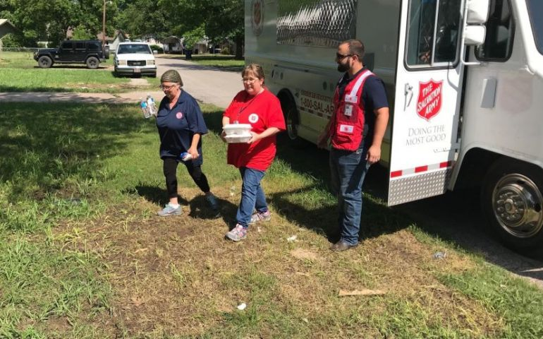The Salvation Army Deploys Team to Oversee Disaster Response Operations in Oklahoma, Arkansas