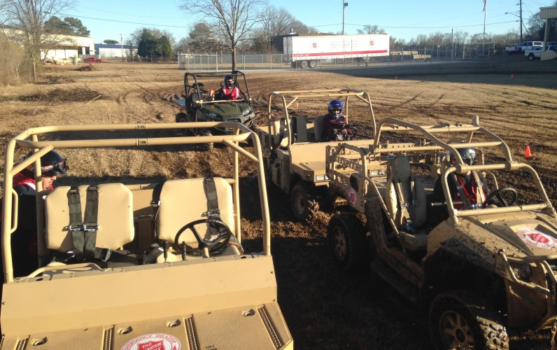 Emergency Services Personnel Receive Polaris ATV/ULV Training