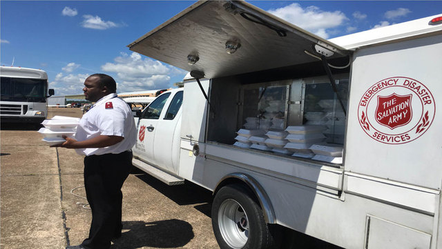 Partnership Feeding Personnel at MS Plane Crash Site Continuing into Next Week
