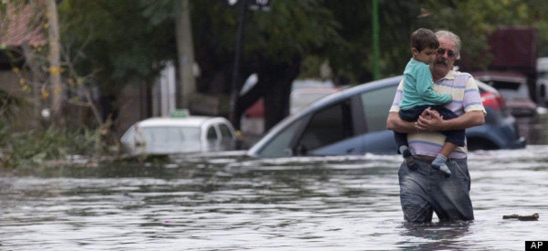 Salvation Army Responds to Devastating Floods in Argentina
