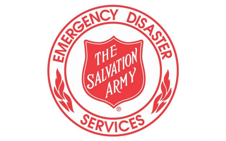 The Salvation Army Serves Corinth Community After Saturday's Severe Weather