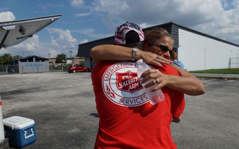 The Salvation Army Expands Services in the Florida Keys