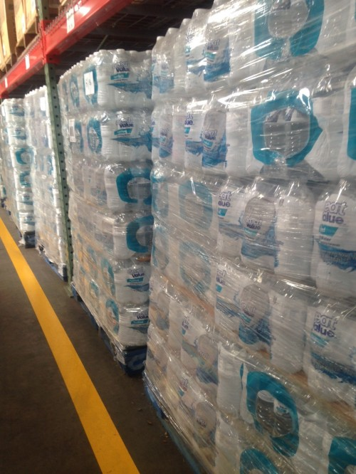 The Jackson MS Salvation Army Answers Call for Clean Water