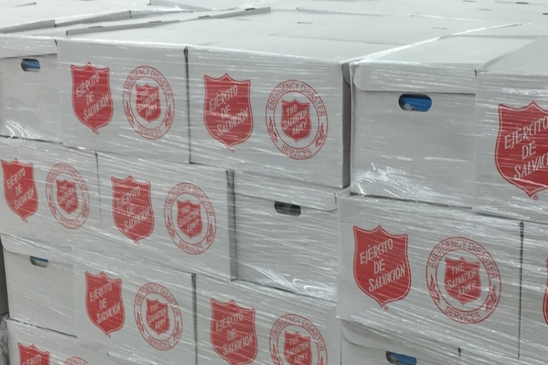 Salvation Army Response Shifts to Emergency Assistance in West Virginia