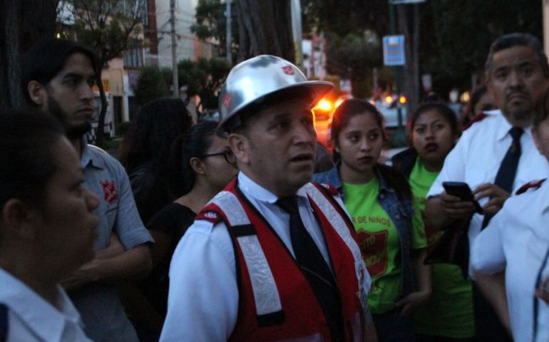 The Salvation Army Responds to Catastrophic Mexico City Earthquake