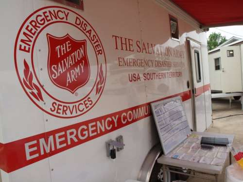 Volunteers: The Army Behind The Salvation Army In Tuscaloosa