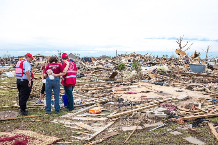 Helping Disaster Survivors Heal
