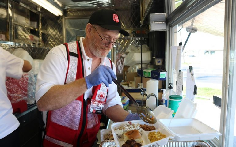 Mercy Chefs Do The Cooking in Rockport, Texas