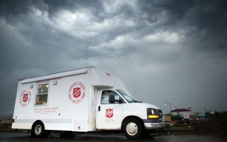 Salvation Army Helps Oklahomans Rebuild & Prepare 5 Years After Tornado Outbreak