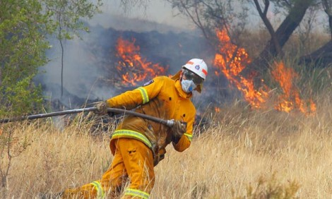 The Salvation Army Responds to Bushfires in Tasmania
