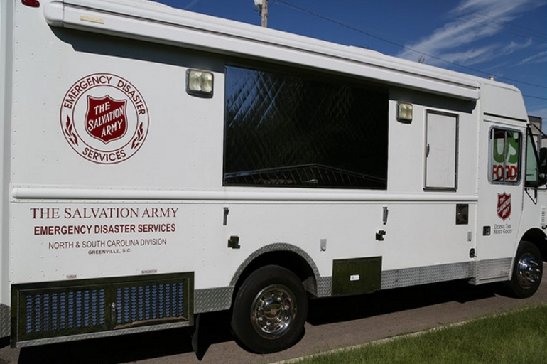 The Salvation Army of the Carolinas Closely Monitoring Hurricane Hermine