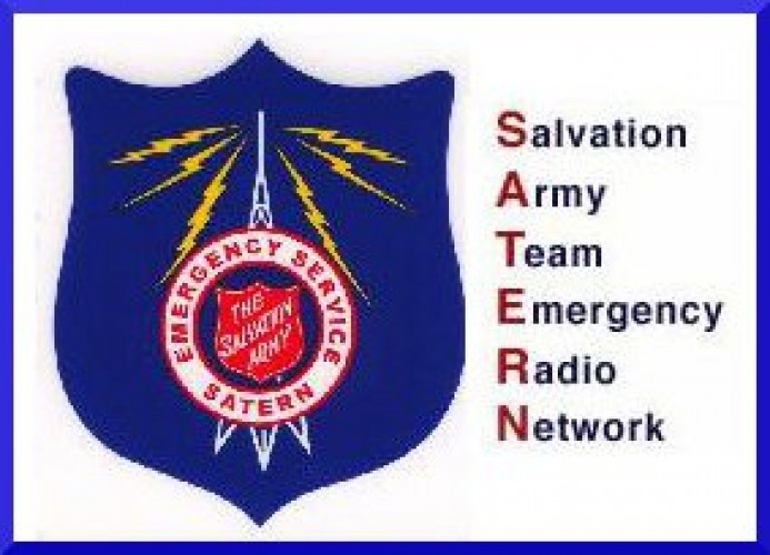 The Salvation Army Emergency Radio Network Activates