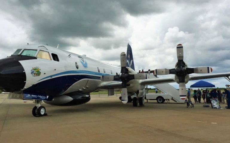 Salvation Army Joins Partners at NOAA Hurricane Awareness Tour Stop in Charlotte