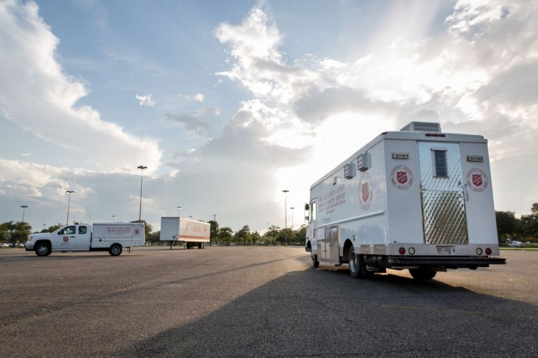 Salvation Army in Florida prepared to deploy resources to the Panhandle